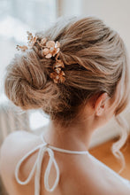 Load image into Gallery viewer, Boho Bridal Hair Piece
