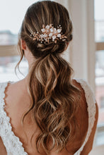 Load image into Gallery viewer, Bridal Hair Comb