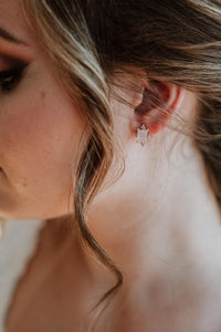 Bridal Stud Earrings