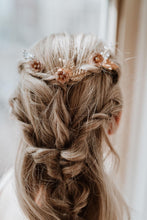 Load image into Gallery viewer, Boho Bridal Hair Pin