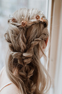Boho Bridal Hair Pin