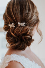 Load image into Gallery viewer, Opal Bridal Hair Comb