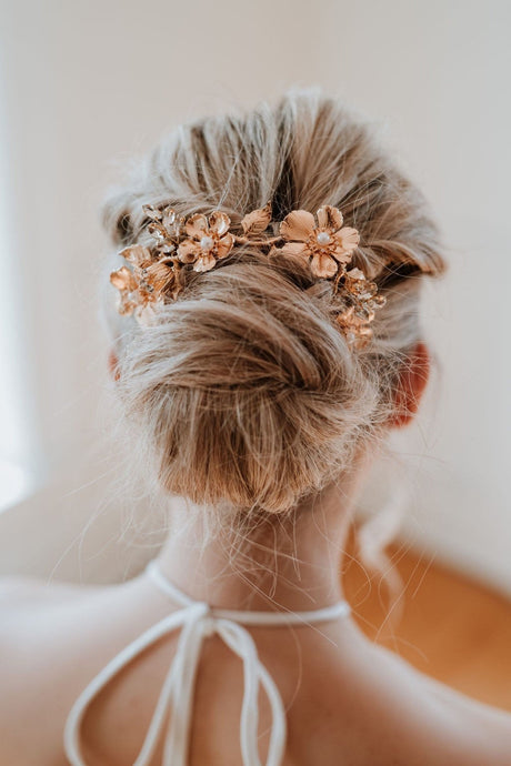 Boho Bridal Hair Piece