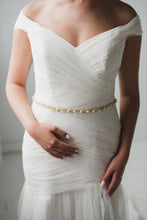 Load image into Gallery viewer, Pearl Wedding Belt