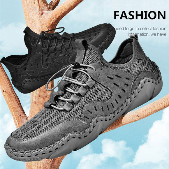 Shawbest-Outdoor Breathable Mesh Sneakers