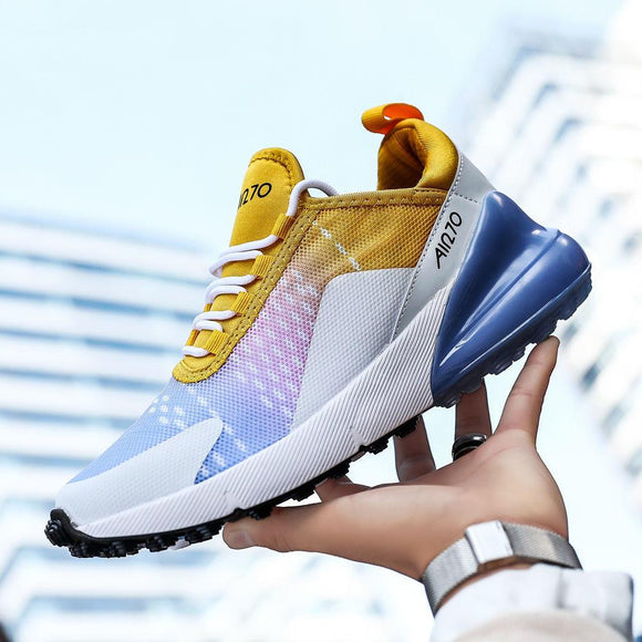 Shawbest-Outdoor Mesh Reflective Couple Sneakers