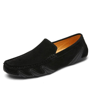 Men's Loafers Leather  Boat Shoes