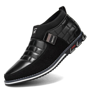Men Autumn Winter Fashion Large Size Casual Shoes