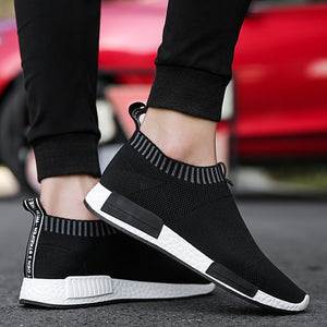 New Mesh Men Casual Shoes