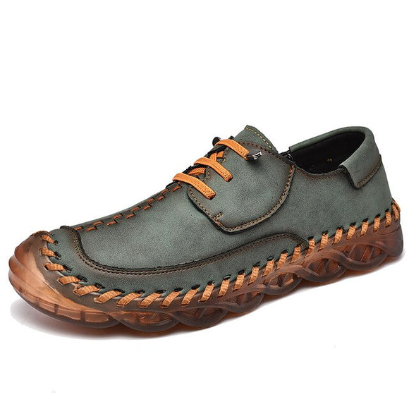 Shawbest-2021 New HandMade Leather Shoes