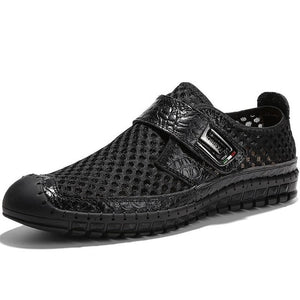 Shawbest-Summer Breathable Soft Male Mesh Shoes
