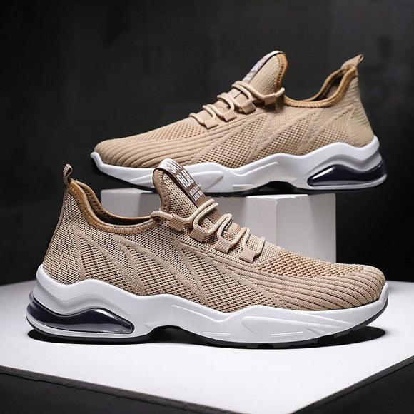 Shawbest-Men Light Breathable Sneakers
