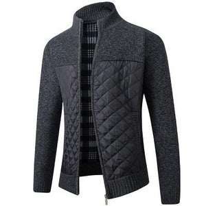 Autumn Winter Warm Knitted Sweater Jackets