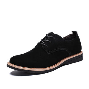 Men's Classic Suede Casual Shoes