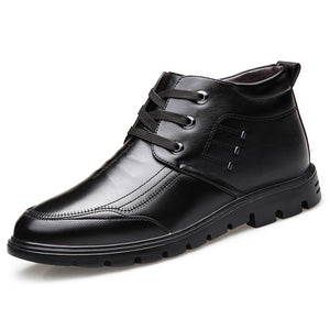 Warm High-top Men's Casual Shoes