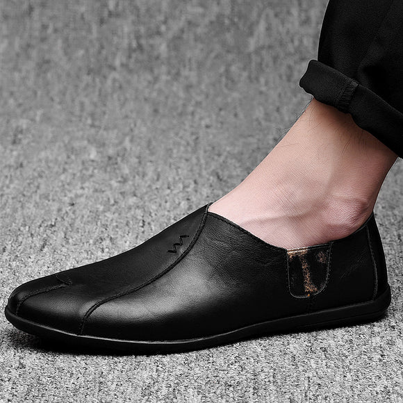 Italian Casual Mens Loafers