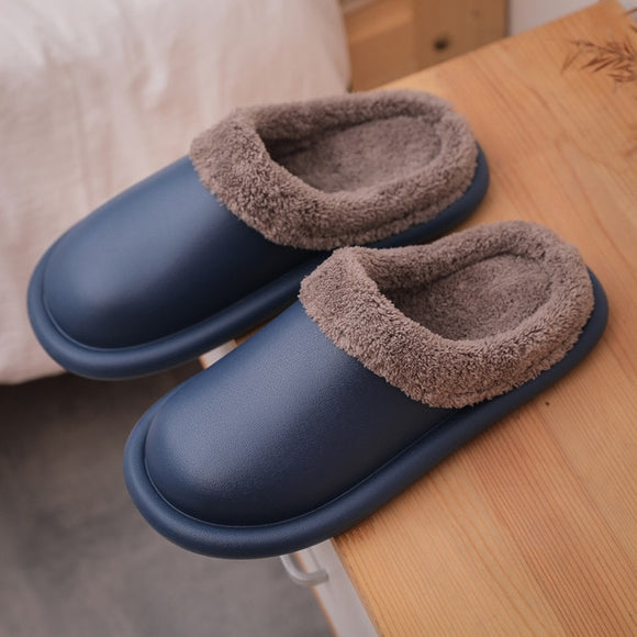 Shawbest-Winter Warm Home Casual Slippers