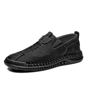 Shawbest-New Men's Casual Leather Loafers