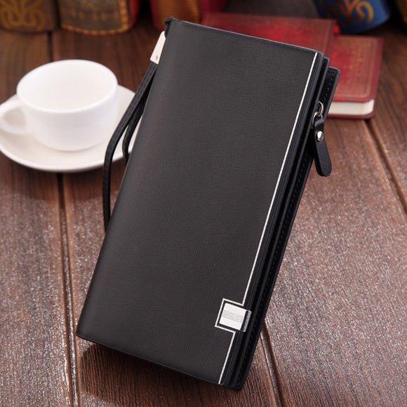 Original Luxury Brand Men's Business Wallet