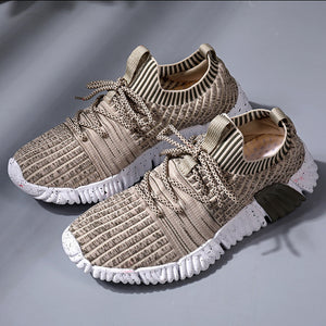 Men's Jogging Lace-up Sneakers