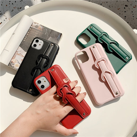 iPhone High Quality Leather Phone Case