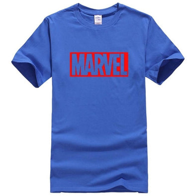 MARVEL Cotton t-Shirt - Hoodlery