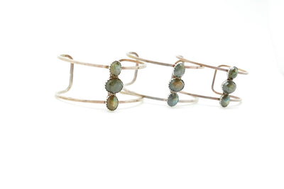 The Labradorite Lore Cuff