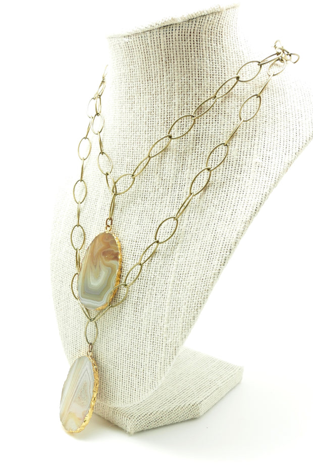 The Agate Arely Necklace