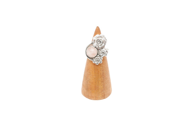 Rose Bundle Ring (7.5)