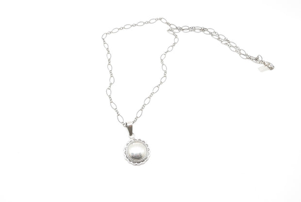The Sally Western Coin Necklace
