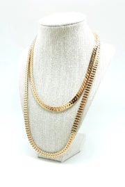 Vintage Gold-plated Chain