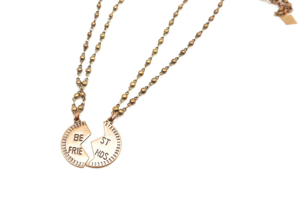 Dynamic Duo Necklace Set
