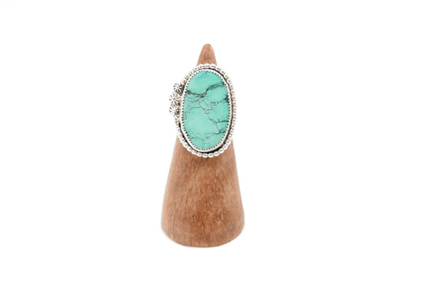 Turquoise Tyler Ring (7 1/4)