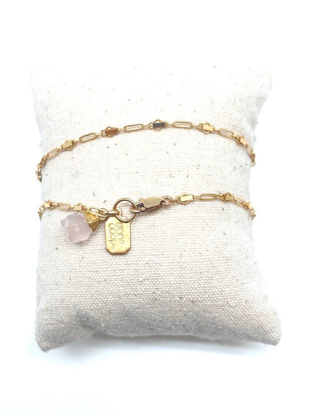 The Rosie Bracelet (xs, sm, md, lr, xl)