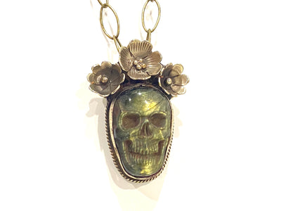 Sacred Skull Necklace