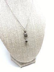 Herkimer Hattie Hand Necklace
