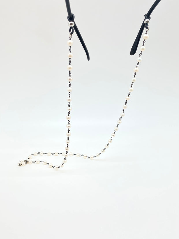 The Pearl Eyeglass Chain
