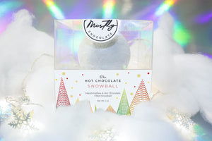 The Hot Chocolate Snowball