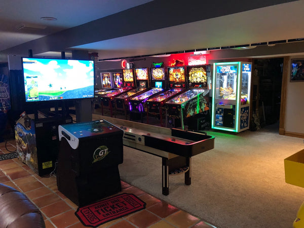 Man Caves Game Rooms Melbourne