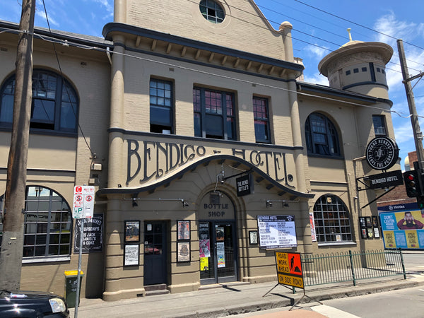 The Bendigo Hotel Melbourne