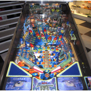 Avatar Limited Edition Pinball Machine - Reality Games Australia