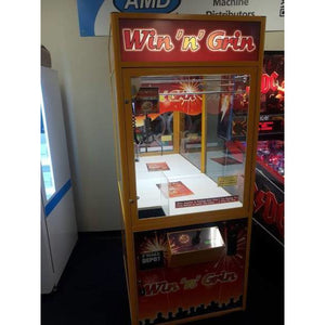 Win 'N' Grin Skill Tester - Reality Games Australia