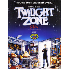 Load image into Gallery viewer, Twilight Zone Pinball Machine - Reality Games Australia