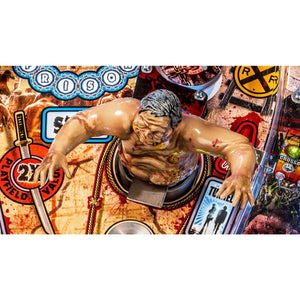 The Walking Dead Pro Pinball Machine - Reality Games Australia