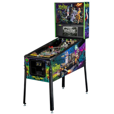 The Munsters Pro Pinball Machine - Reality Games Australia