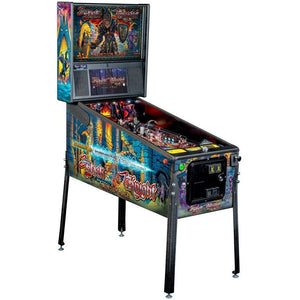 Black Knight - Sword of Rage Pro Pinball Machine - Reality Games Australia