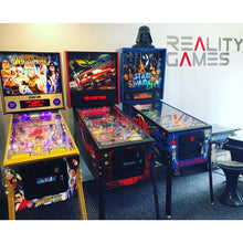 Load image into Gallery viewer, Data East Star Wars Pinball Machine - Reality Games Australia