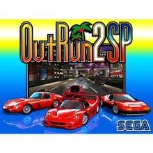 Load image into Gallery viewer, Outrun 2 SP Twin Driving Game - Reality Games Australia