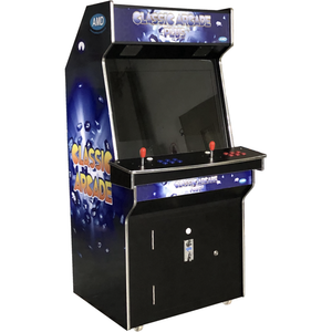 "Classic Arcade Plus + 32"" Upright Machine - Reality Games Australia"