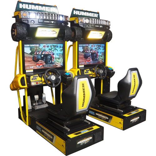 Hummer Twin Arcade Racer - Reality Games Australia